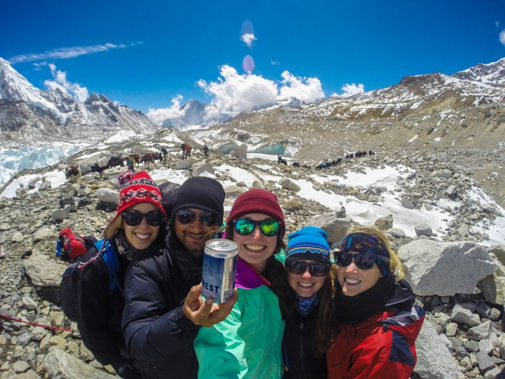 The BEST Trekking Companions at Everest Base Camp At Last!