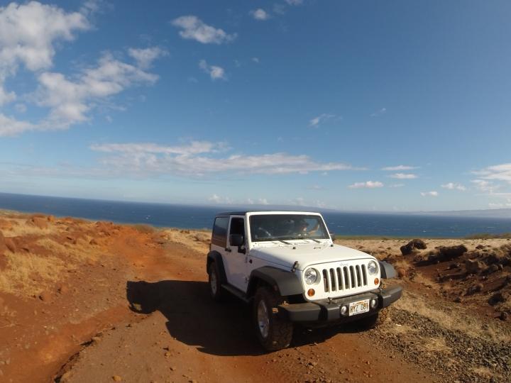 Jeep Cruisin'!