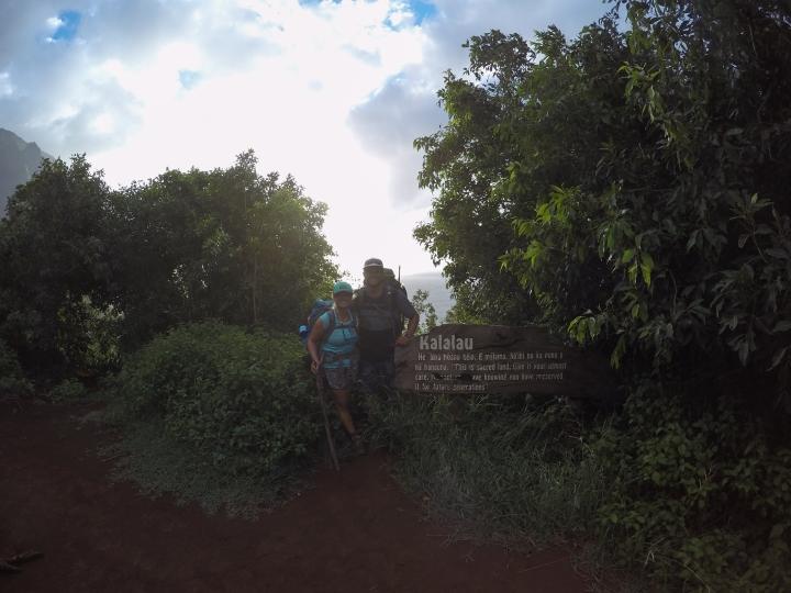 We made it to Kalalau!