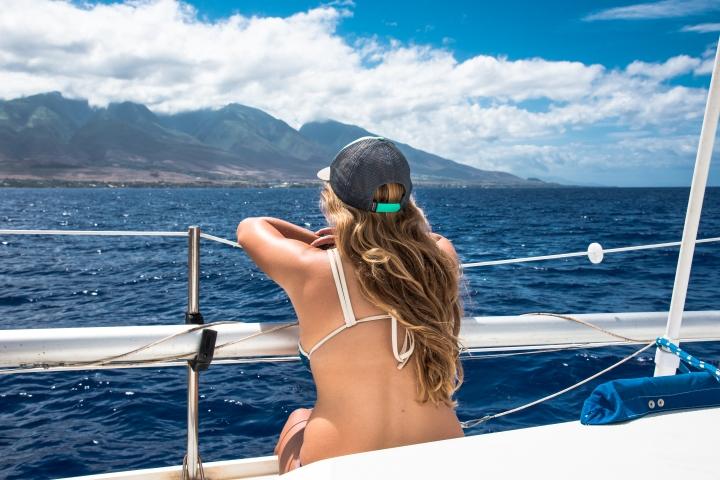 Hayley Sarah Sailing