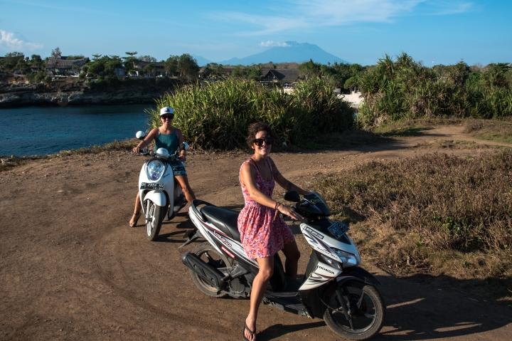 Nusa Lembongan Hayley Sarah