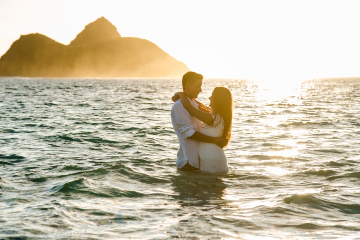 Lanikai Engagement