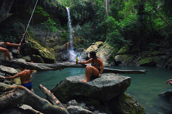 Rope Swings, Wine, and Waterfalls